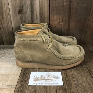 Clarks Originals Wallabee Youth Size 1.5